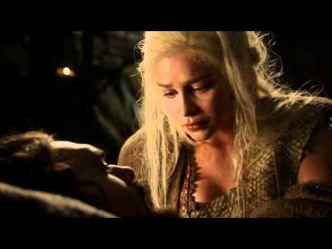 Game of Thrones - Drogo's death