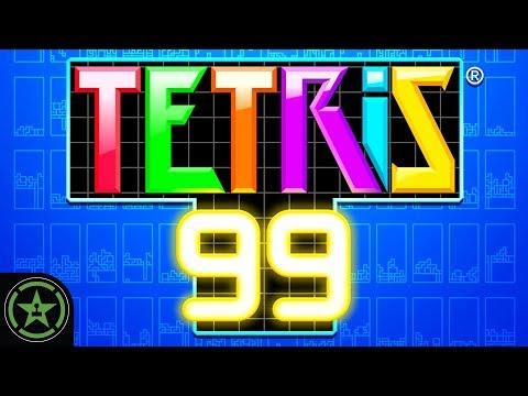 TETRIS 99 IS A BULLY! - Tetris 99 | Let's Play