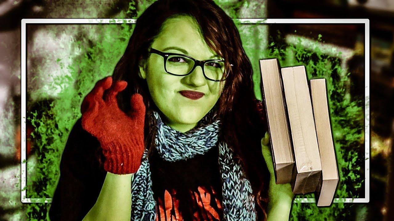 Świąt nie będzie! | Grinch Book Tag