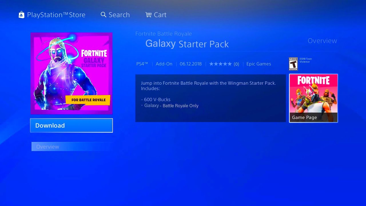 How to download new galaxy skin in fortnite new free galaxy skin unlock fortnite battle royale - Fortnite galaxy skin free ...