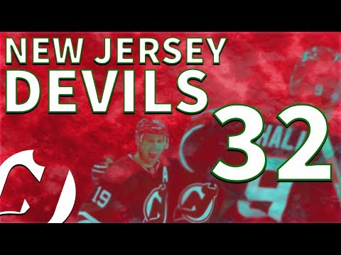Round 1 vs Ottawa Senators | NHL 17 New Jersey Devils Franchise Mode - Ep. 32