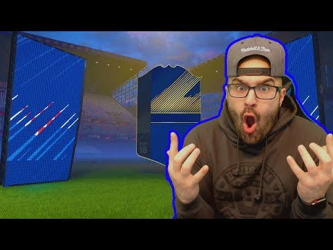 OMG I PACKED A INSANE TOTY!!! FIFA 18 ULTIMATE TEAM PACK OPENING!