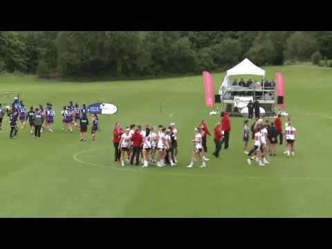 LACROSSE -Women's U19 World Championship- Canada v Republic of Korea Tuesday 28th Jul 2015 17 30pm