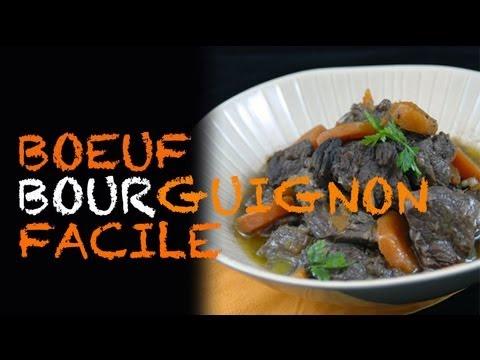 boeuf-bourguignon-facile