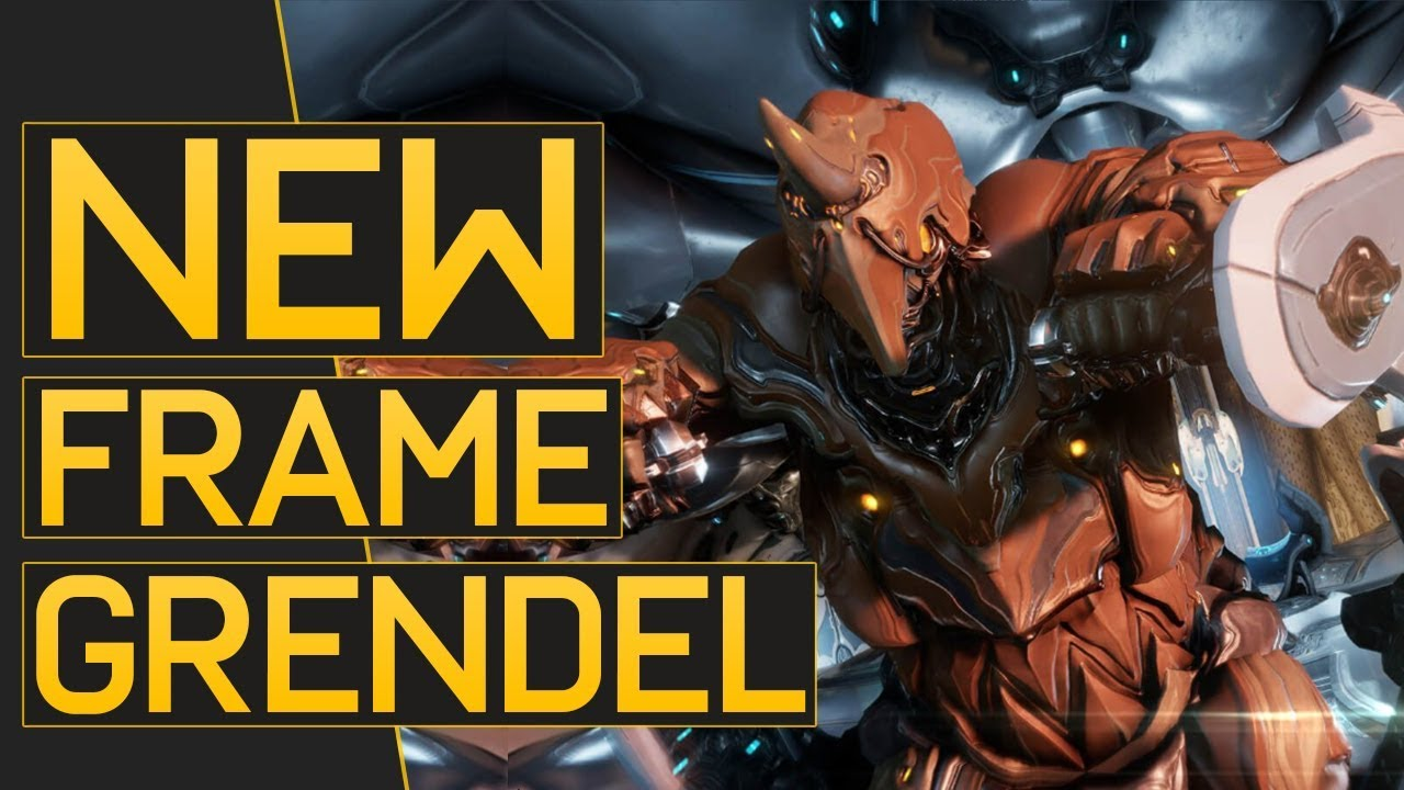 Warframe: Grendel First Look, Abilities, Gauss Weapons, Equinox Deluxe,  Empyrean, MORE Disruption,