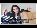 Huge  try-on HAUL  : Public desire, Zara, Mango, Guerlain, Sephora, Victoria secret & more.. ♡