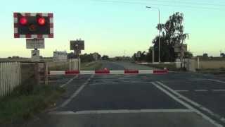 Littleport Bypass Level Crossing