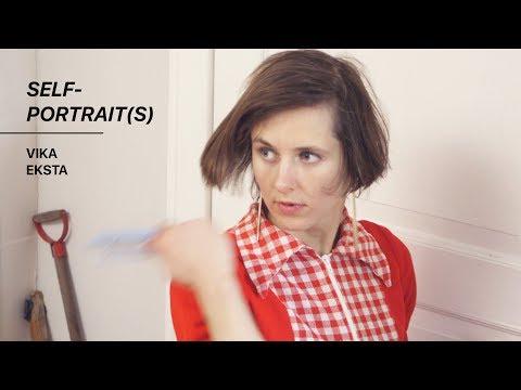 Vika Eksta - How to Make a Self-Portrait - FK Artist