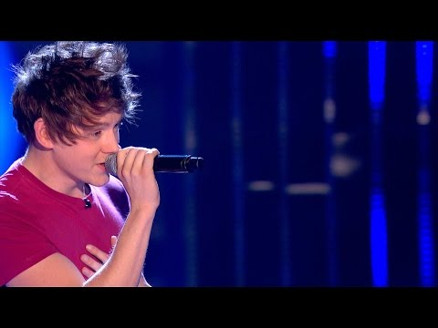 James Duke performs Love Story Sugar Were Going Down  The Voice UK 2015  BBC e