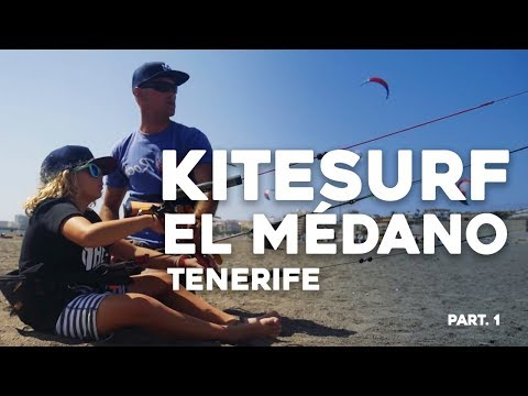 Moving The Planet - Kitesurf en El Médano con Red Rock Academy