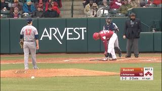 Arkansas vs. Bucknell Game 2 2018 (32 Runs)