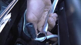 2007-2013 Toyota Corolla Как заменить датчик кислорода Cmo reemplazar el sensor de oxgeno