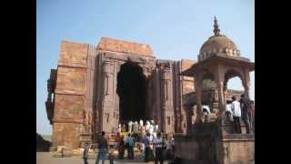 Ancient Bhojpur Temple near Bhopal 360 degree view