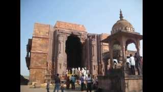 Ancient Bhojpur Temple near Bhopal 360 degree view