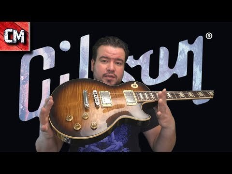 RIP GIBSON ! or is there a future for Gibson guitars?