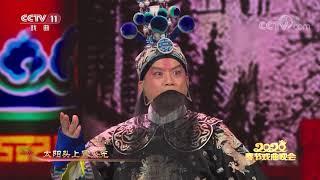 [2020春节戏曲晚会]京剧《双投唐》 表演者:邓沐玮 杜镇杰| CCTV戏曲