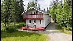3874 N Sasha St, Wasilla, AK - Cabin!