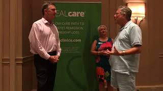 August 2018: HEALcare presents Dr. Eric Westman's Low-Carb Support Group Meeting