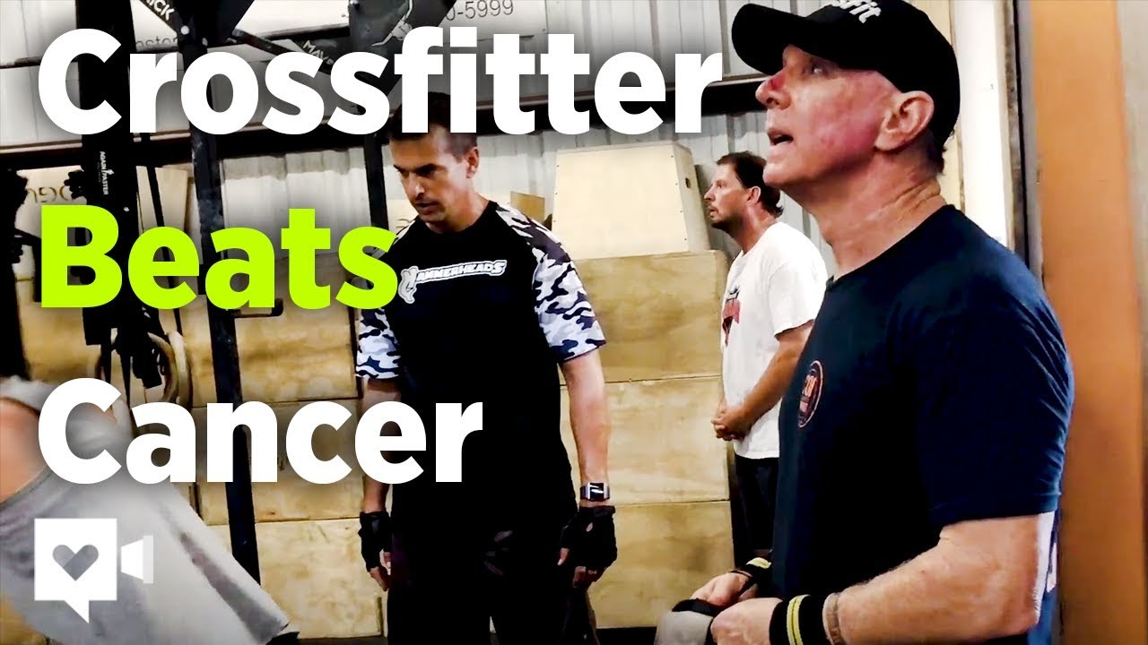 Man Battles Cancer and Trains For Crossfit Games At The Same Time | Humankind