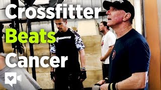 Man Battles Cancer and Trains For Crossfit Games At The Same Time | Humankind thumbnail