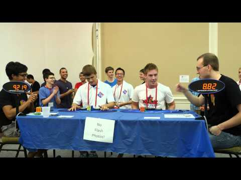 TheCubicle.us GuanLong Challenge - US Nationals 2015 [4k]