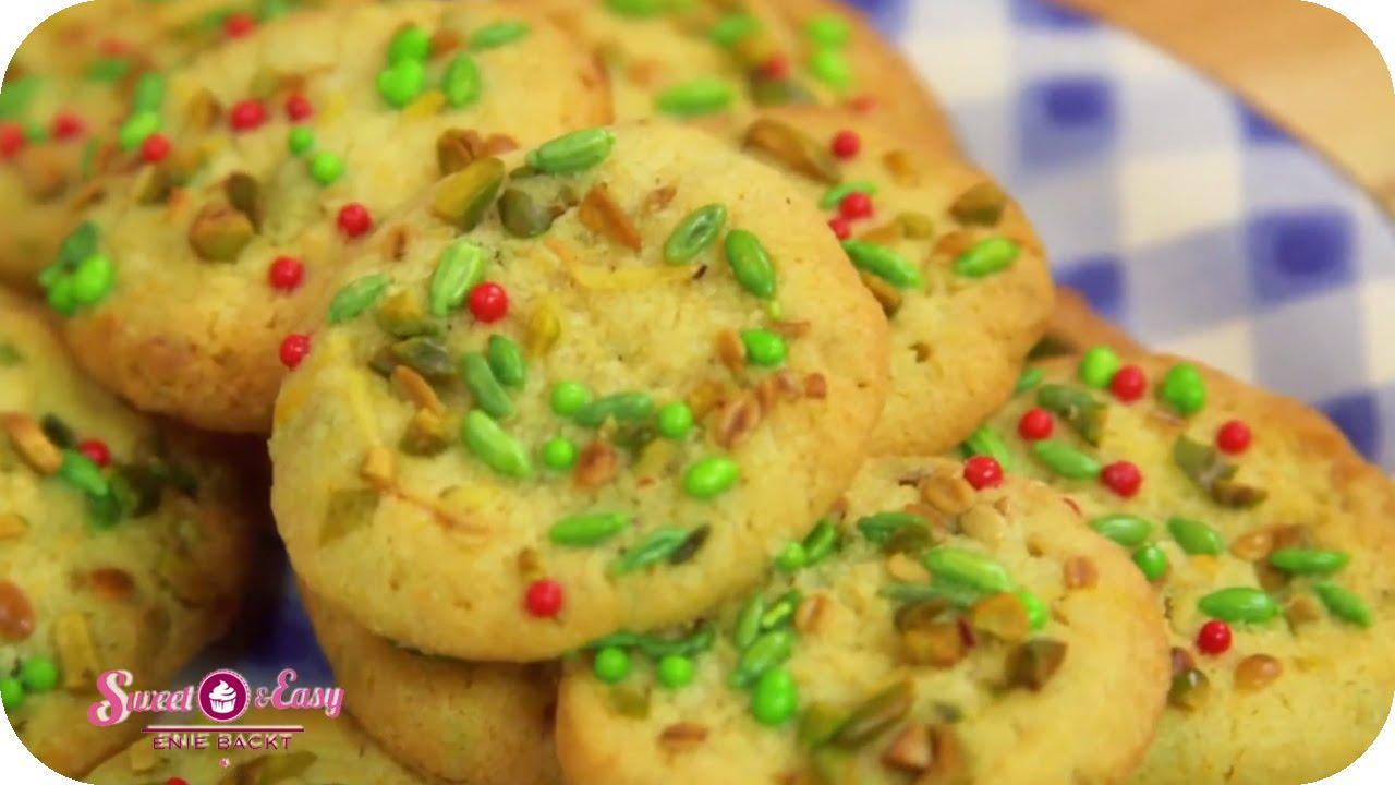 Enies Weihnachtsplätzchen.Pistazienkekse Aus Indien Sweet Easy Enie Backt Sixx