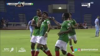 هدف الاتفاق الثاني ضد الباطن ( محمد مرزوق ) في الجولة 4 من دوري جميل
