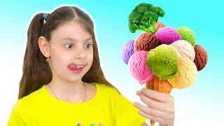 Do You Like Broccoli song   동요와 아이 노래   어린이 교육   Kids song by Naflandia
