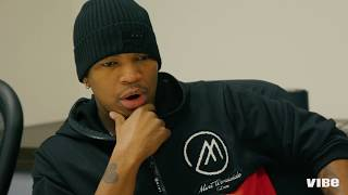 Ne-Yo On Love Lessons  & How Wife Made Him A