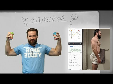 How to Drink Alcohol and STILL Lose Weight Ripped for Rugby Ep. 1