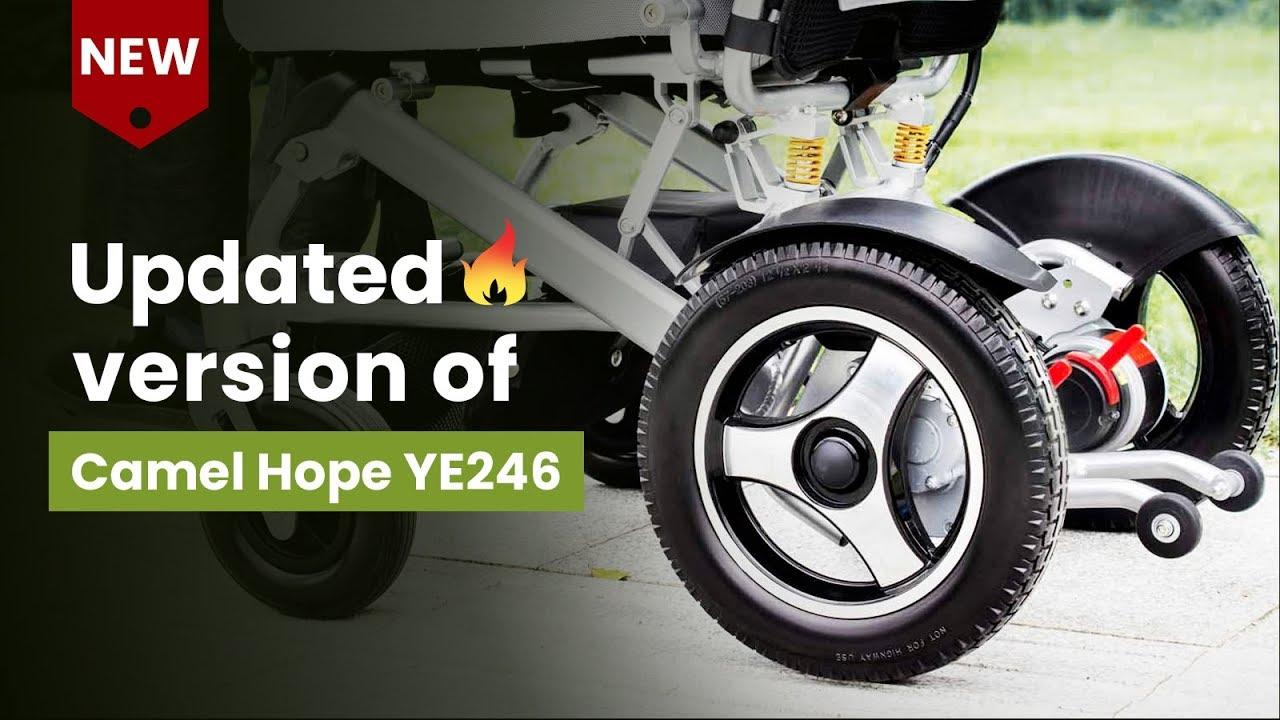Updated Version of Camel Hope YE246 - YATTLL