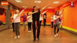 Dance and tutorial flashmob Gangnam style by МОТИВ. Екатеринбург 2013.