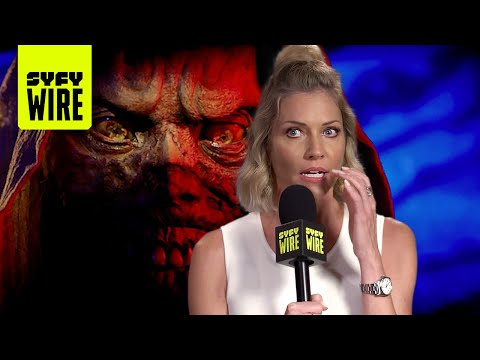 Creepshow Is Now A TV Show | SDCC 2019 | SYFY WIRE