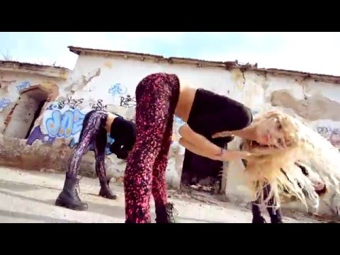 Dancehall female style | choreo by Anel Li | Aidonia 'Nuh boring gyal'
