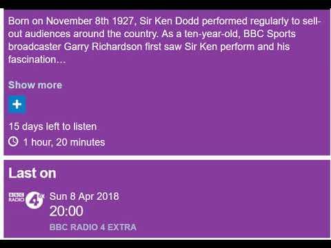 bbc radio 4 extra schedule today