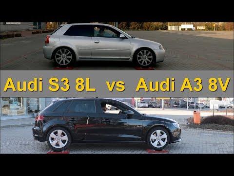 Haldex I Vs V - Audi S3 / A3 Quattro : 2000 Vs 2014 -  4x4 Test On Rollers