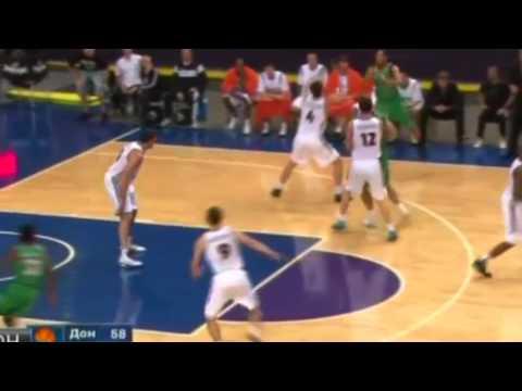 "TFB::Dunks:: 5'10"" Randy Culpepper Clears 6'7"" Defender - SICK GAME DUNK"