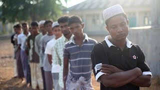 Boat carrying 76 Rohingya refugees arrives in Indonesia