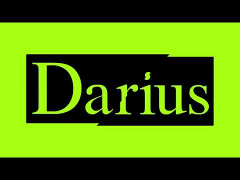 Darius MIX (Velour, Romance) (Full Albums)