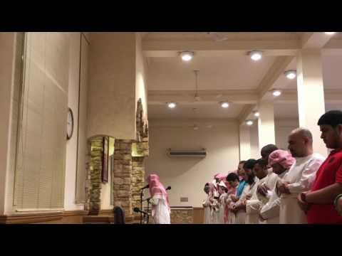 [ وإذا سمعوا ما أنزل إلى الرسول.. ] بأداء باكي للقارئ عمير شميم رمضان 1438هـ | Umair Shamim Taraweeh