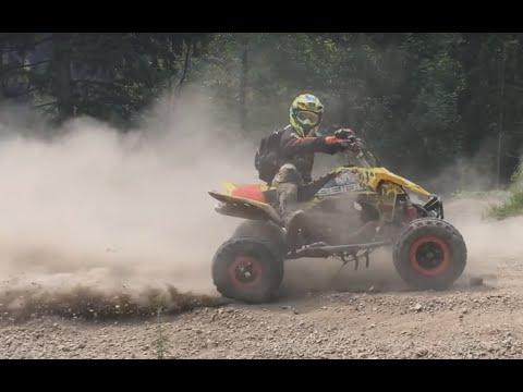 Dirtbikes vs Quad