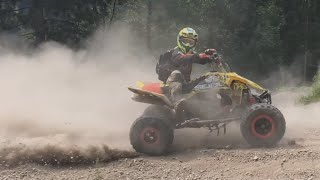 Dirtbikes vs Quad