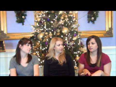 The Andrews Sisters: Christmas of Swing at The Legacy Theatre - An Interview with Cast Members