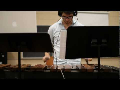 "Evan Chapman - ""Kid A"" By Radiohead (Percussion Cover) *HD*"
