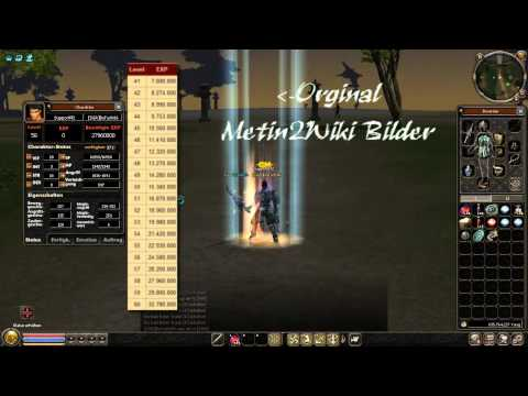 Metin2 Privat Server Game 2089 By .Infinity Mit DE EXP-Punkten.