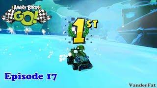 Angry Birds GO # Ep 17 - SUB ZERO