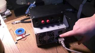 How To Convert A Computer Power Supply Into A DC Power Supply