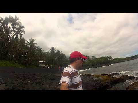 Trip Video - Drive Hawaii Volcano Park Lava Tube