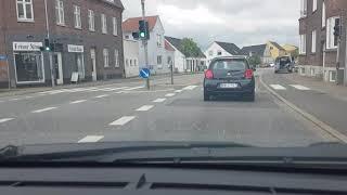 En tur rundt i Aalborg