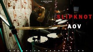 slipknot aov drum cover 2 5k